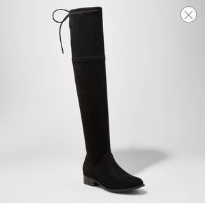 Target Sidney over the knee boot
